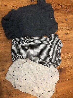 Baby Gap Vest Set