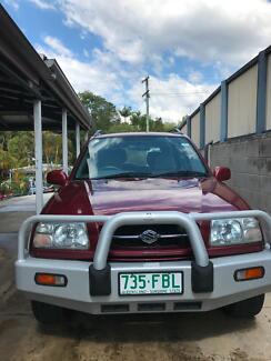 1999 Suzuki Grand Vitara Wagon