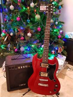 Epiphone SG Special Electric Guitar and Amp Package