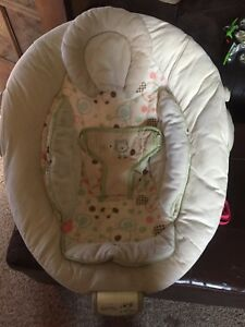Comfort and harmony baby bouncing vibrating seat