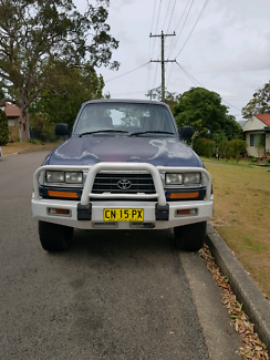 Toyota 80 Series Landcruiser 1996 Automatic  LONG REGO