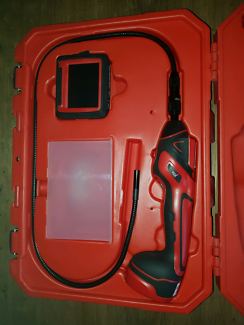 """VIGIL INSPECTION CAMERA WITH COLOUR 3.5"""" LCD MONITOR + WARRANTY Redcliffe Redcliffe Area Preview"""
