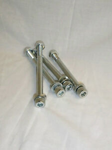 speedway/grasstrack Set of Socket cap screw engine bolts   (K48