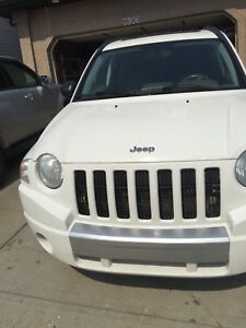 2007 Jeep Campes Limited 4/4