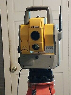 Trimble 5600 Series Dr200 Survey Robotic Total Station Carlson Data Collector