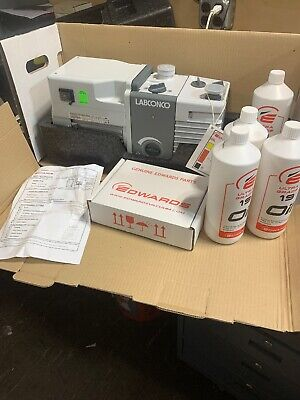 Edwards Labonco Model 117 A65312906 Vacuum Pump New