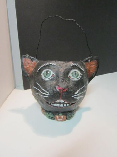 ESC Trading Co 2002 Black Cat Bucket Halloween
