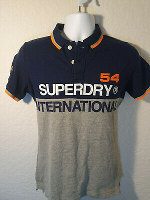 SUPERDRY Polo/Golf/Rugby LOGO Shirt (Size S)