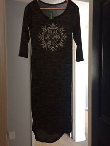 Nwt knit bodycon midi dress small
