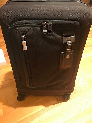 Tumi Hayward continental EXPANDABLE  Carry-On 69361 - (Hickory /Black Brown