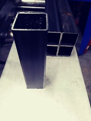 1-34 X 1-34 X 14 Gage .083 Wall Tube 12 In Length Square Steel