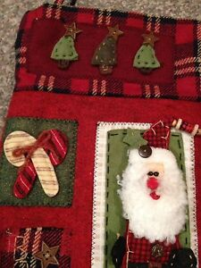 Christmas Tree Skirt & Matching Stocking