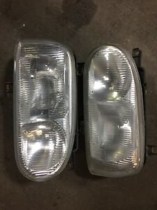 Mk3 vw gti cabrio headlights 1993-1998
