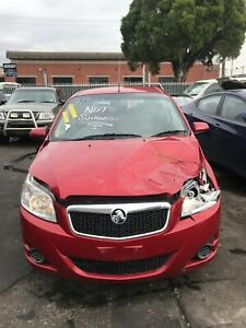 Wrecking Holden Barina TK series II 2011 , parts and panel for se West Footscray Maribyrnong Area Preview