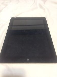 Apple iPad 4th gen 16 gigs