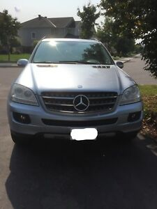 Mercedes ML350 only 173500