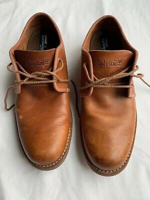 Timberland Earthkeepers Brown Genuine Leather Men's Shoes Sz 11
