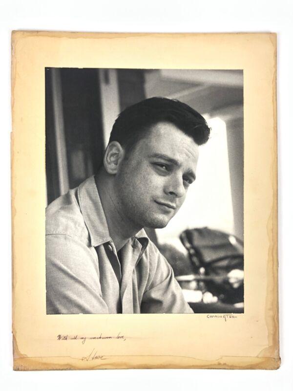 Stephen SONDHEIM (Composer/Lyricist): Early Signed Photograph