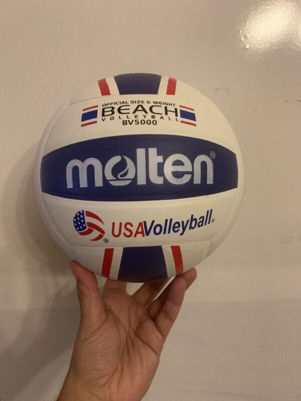 Molten Beach Volleyball - BV5000 USA Outdoor Factory seconds US seller