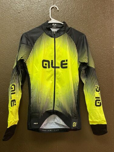 Alé Cycling PRR Wind Jacket - Fluo Yellow - Men