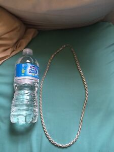 Cuban Link Sterling Silver Chain