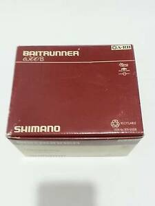 Mouse over image to zoom      Shimano-Baitrunner-6500B-Gold-Spoo Malvern East Stonnington Area Preview