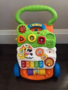 Toy Sale!! Vtech sit to stand learning walker toy