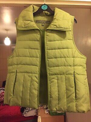 Kenneth Cole Vest For Women/ Green Colour/ Size XL,16uk