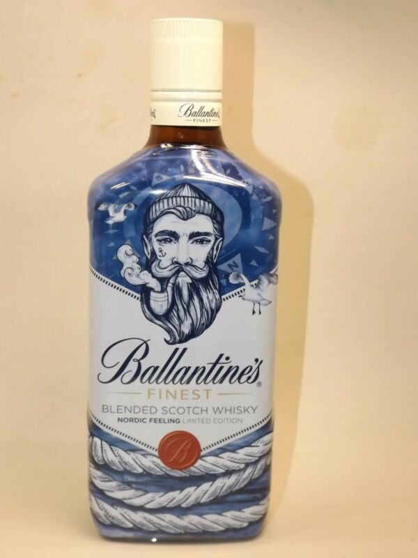 Ballantines Whisky NORDIC FEELING Limited Edition  0, 7L. 40 % vol.