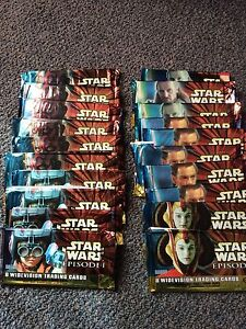 Star Wars Topps Trading Cards