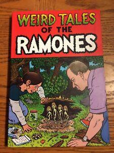 Weird Tales Of The Ramones