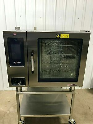 Alto Shaam Ctp7-20g Combitherm Performance Natural Gas Oven - 2016 Gas 120v