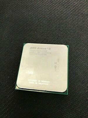 AMD Athlon II X2 Dual Core 3.0GHz 2M AM2+/AM3 CPU Processor ADXB240CK23GM comprar usado  Enviando para Brazil