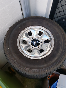 4wd rims and tyres Ipswich Ipswich City Preview