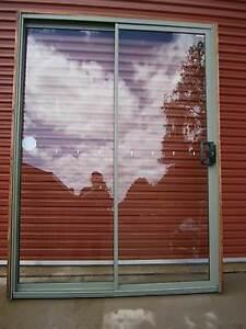 SLIDING DOOR WITH NEW LOCK MECHANISM, FLY SCREEN.....GREAT COND. Launceston Launceston Area Preview