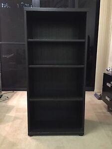 Bookshelf - dark brown/chocolate St Leonards Willoughby Area Preview