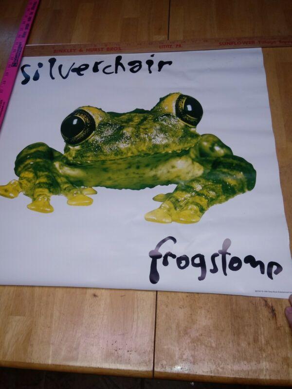 SILVERCHAIR, Frogstomp, 23x23 poster