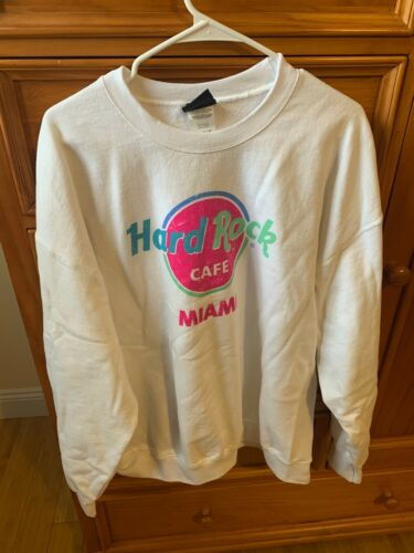 Hard Rock Cafe Miami Sweatshirt Men