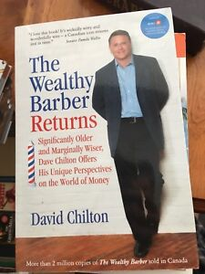 Financial Self Help Books - The Wealthy Barber Returns, etc