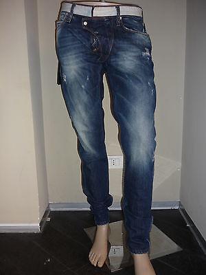Jeans uomo mod. 78795 tasca quadrata con passante Takeshy Kurosawa