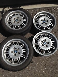 BMW M3 Original Eurospec Wheels