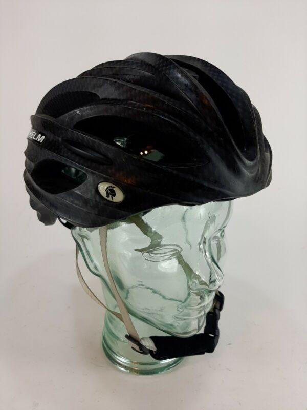 Dux Helm Black Carbon Ver. 1.5 Retractable Lens Mesh Pad Black Mens Large