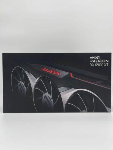 AMD Radeon RX 6900 XT 16GB GDDR6 Top Grafikkarte (100-438386) Neu Versiegelt✅
