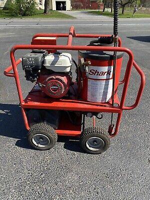 Shark Honda Engine Hot Water Pressure Washer