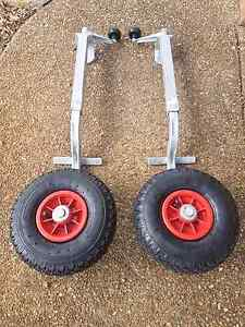 Brand new Tinnie Mover Wheels Victoria Point Redland Area Preview