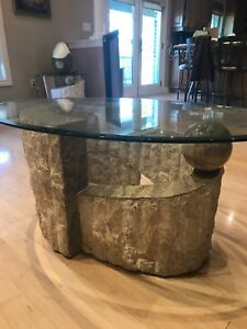 Coffee table , 2 end tables