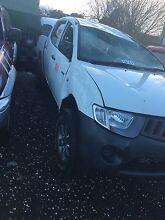 Wrecking Mitsubishi tritons Wynyard Waratah Area Preview