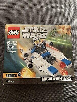 Lego Star Wars 75160 U-Wing Microfighter Series 4 New In Box