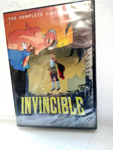 Invincible Complete 1st Season