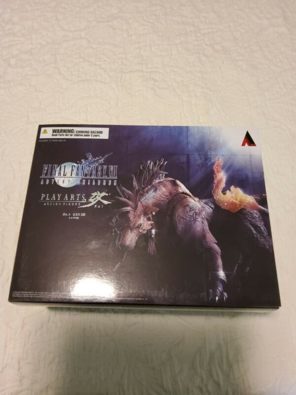 Square Enix Play Arts Kai Final Fantasy 7 Advent Children Red XIII